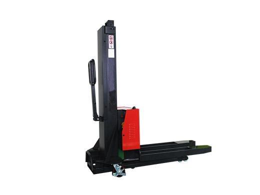 SP05F wózek podnośnikowy półelektryczny L-1300