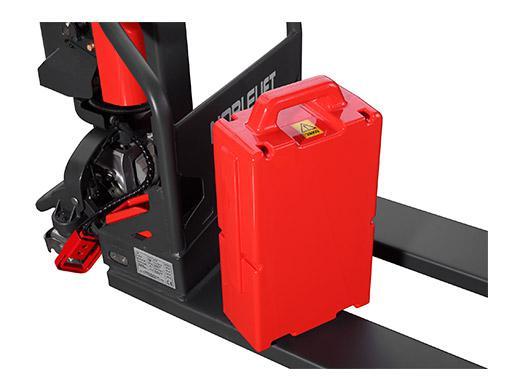 PTE 12 wózek paletowy elektryczny
