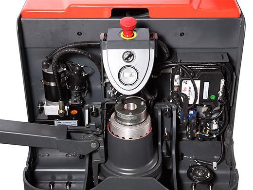 PTE18L wózek paletowy elektryczny